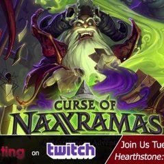 SideQuestingTV: Hearthstone: Curse of Naxxramas [Update: It's Over!]