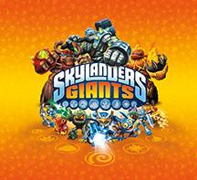 Skylanders Giants logo