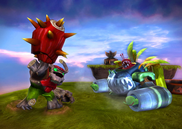 Skylanders Giants  Wii Tree Rex