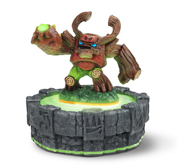 Skylanders Giants Tree Rex