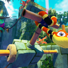 Snake Pass Review: One Mighty Python