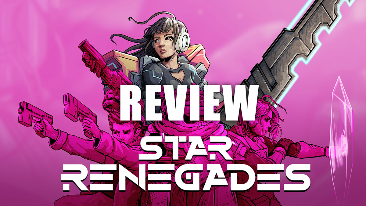 Star Renegades video review