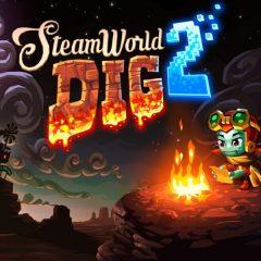 Review: SteamWorld Dig 2