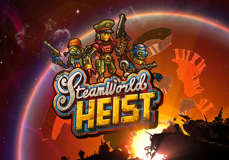 Image & Form's Steamworld Heist launching December 10 on 3DS