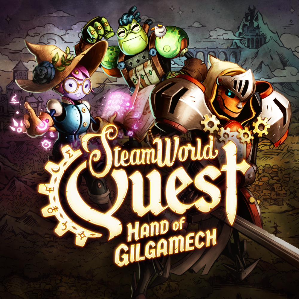 Review: SteamWorld Quest: Hand of Gilgamech is another triumph for the franchise