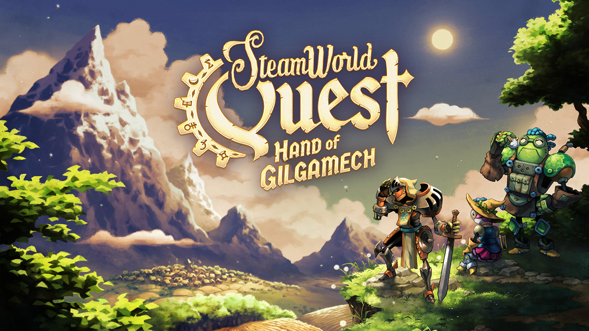 [PAX East 2019] Hands on with SteamWorld's enjoyable Quest to mix magic and robots