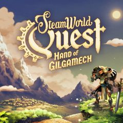 Image & Form announces SteamWorld Quest for the Nintendo Switch