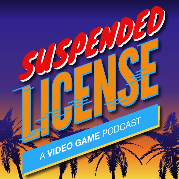 Suspended License Logo