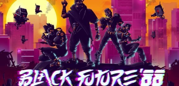 Hot Take: Black Future '88 is my jam