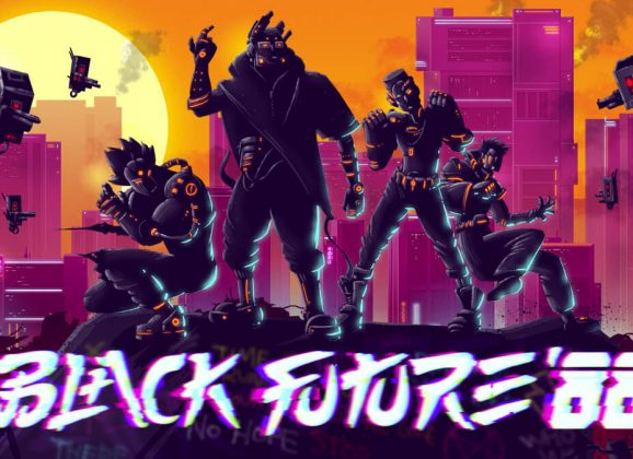 Hot Take: Black Future '88 is my jam
