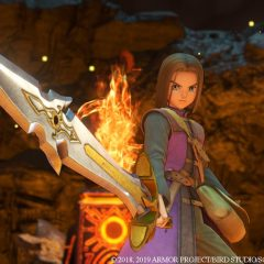 Dragon Quest XI arrives on Switch this Fall