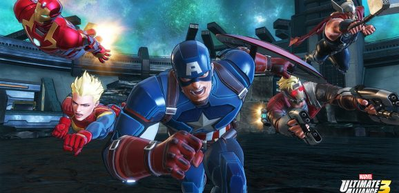 Marvel Ultimate Alliance 3 is shaping up real good