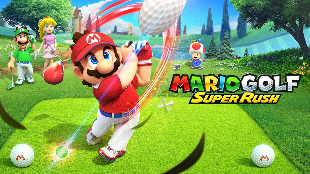 Mario Golf: Super Rush hits the Switch links