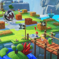 E3 Hands-on: Mario + Rabbids is big tactics, big charm