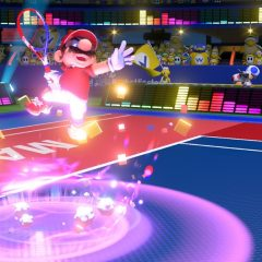 Mario Tennis Aces on Switch brings story mode back to the series