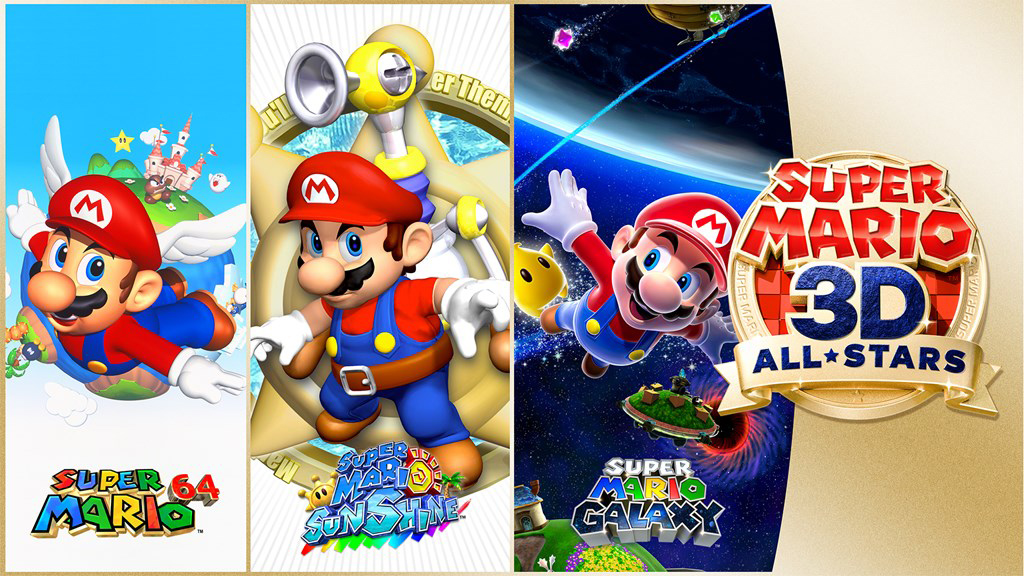 Super Mario 3D All-Stars formally revealed