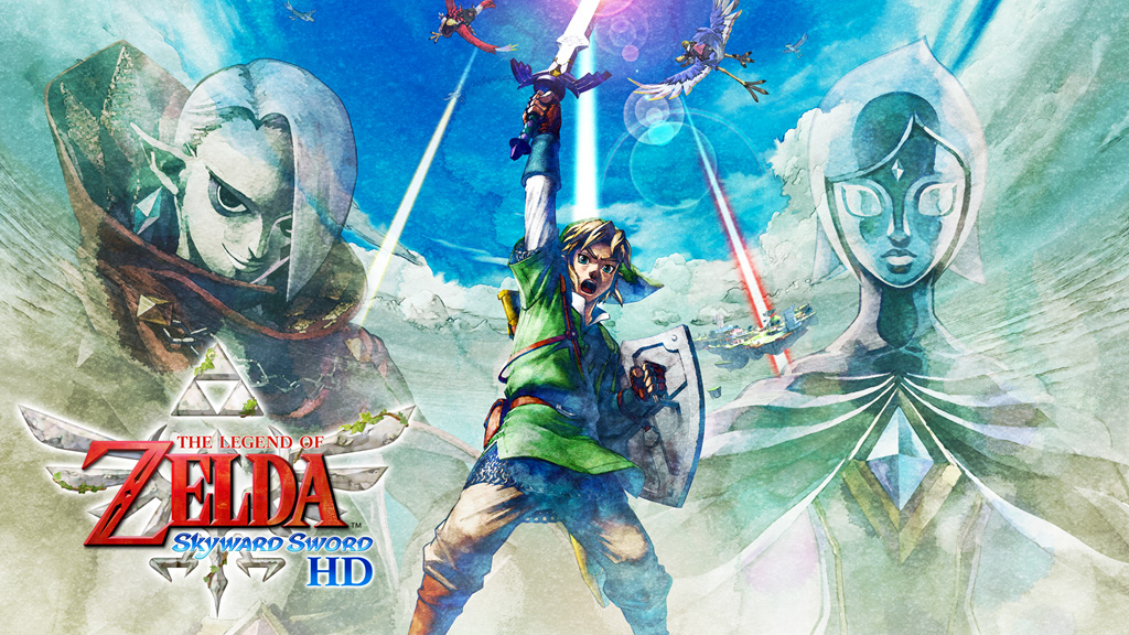 Skyward Sword HD slices onto Switch