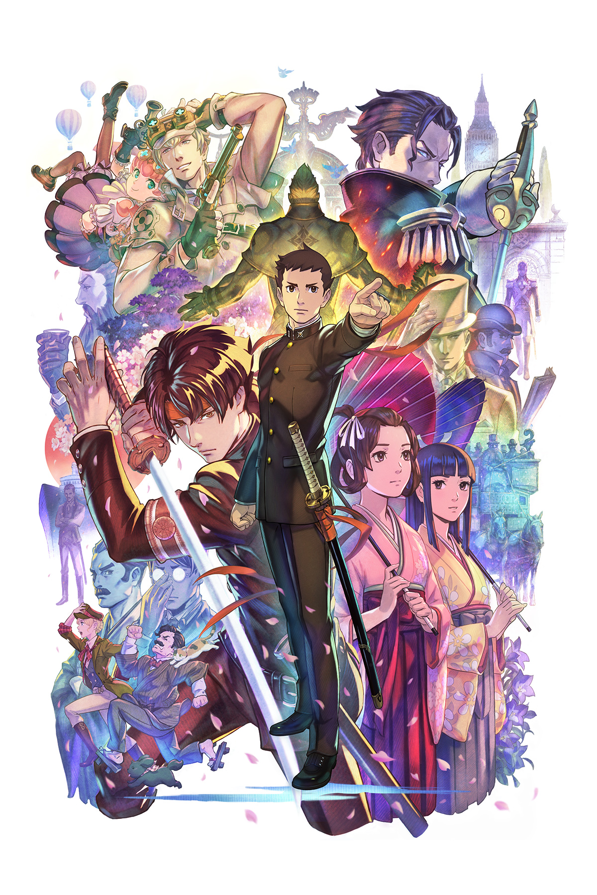 Finally, Capcom announces The Great Ace Attorney Chronicles for Western markets