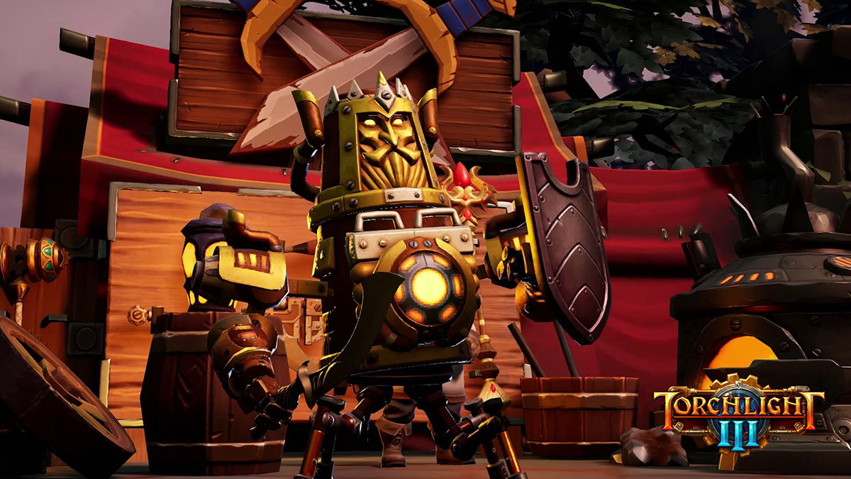 Torchlight III coming to consoles this Fall