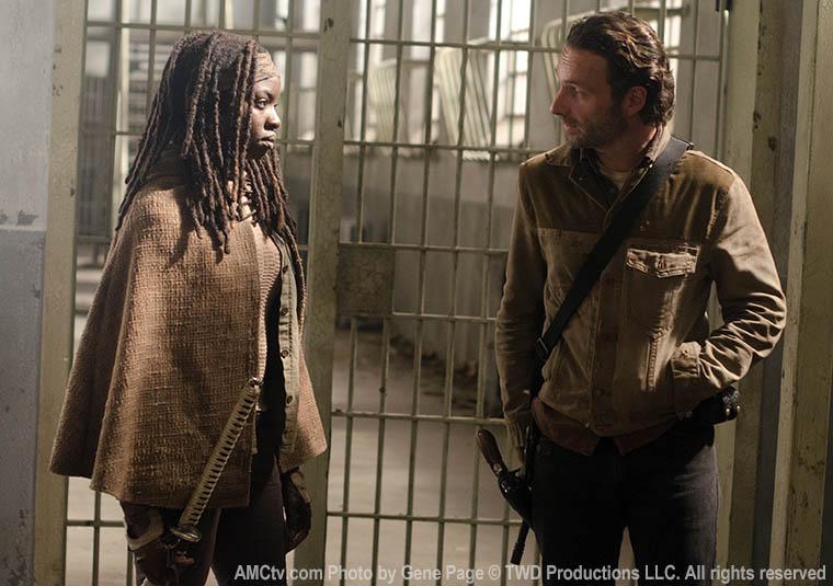 The Walking Dead Season 3 Finale