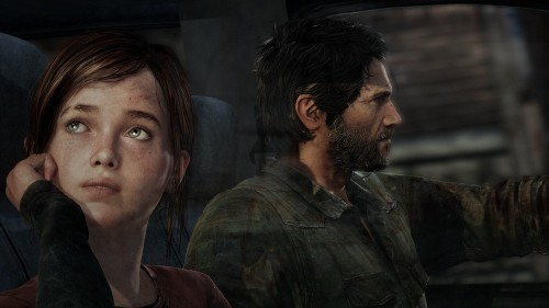 The Last of Us - Joel and Ellie
