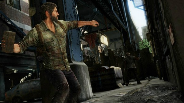 The Last of Us - Throw