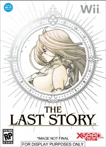 The Last Story Box Art