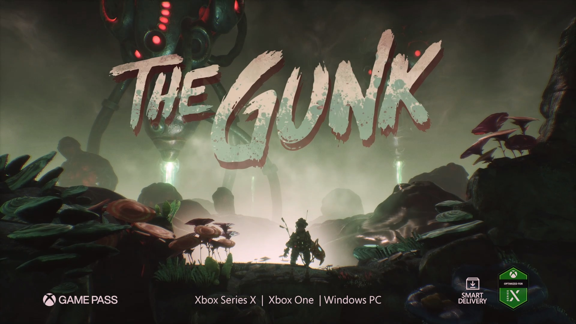 Image & Form Games reveal The Gunk