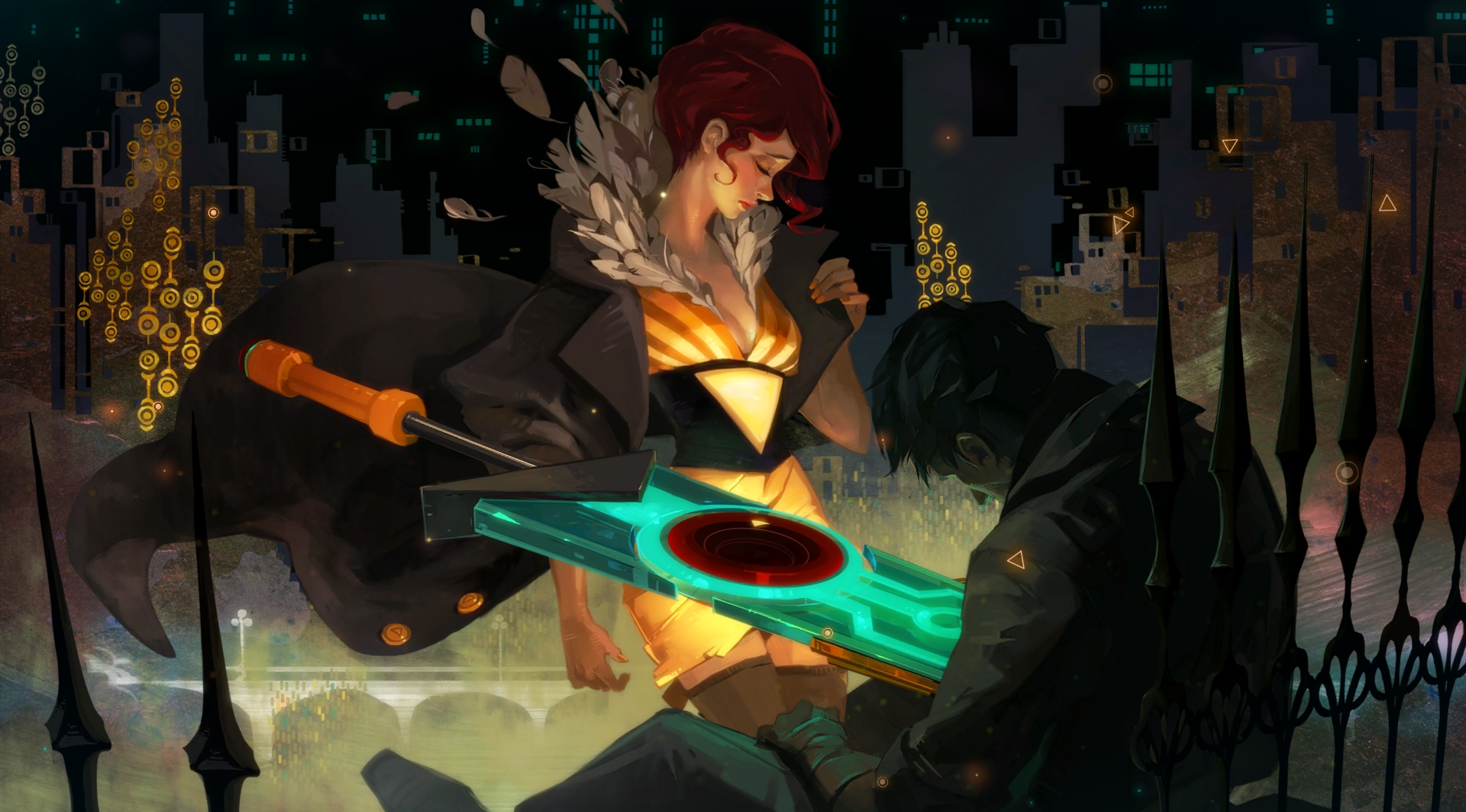 [PAX East 14] Transistor Preview: Bringing Sexy