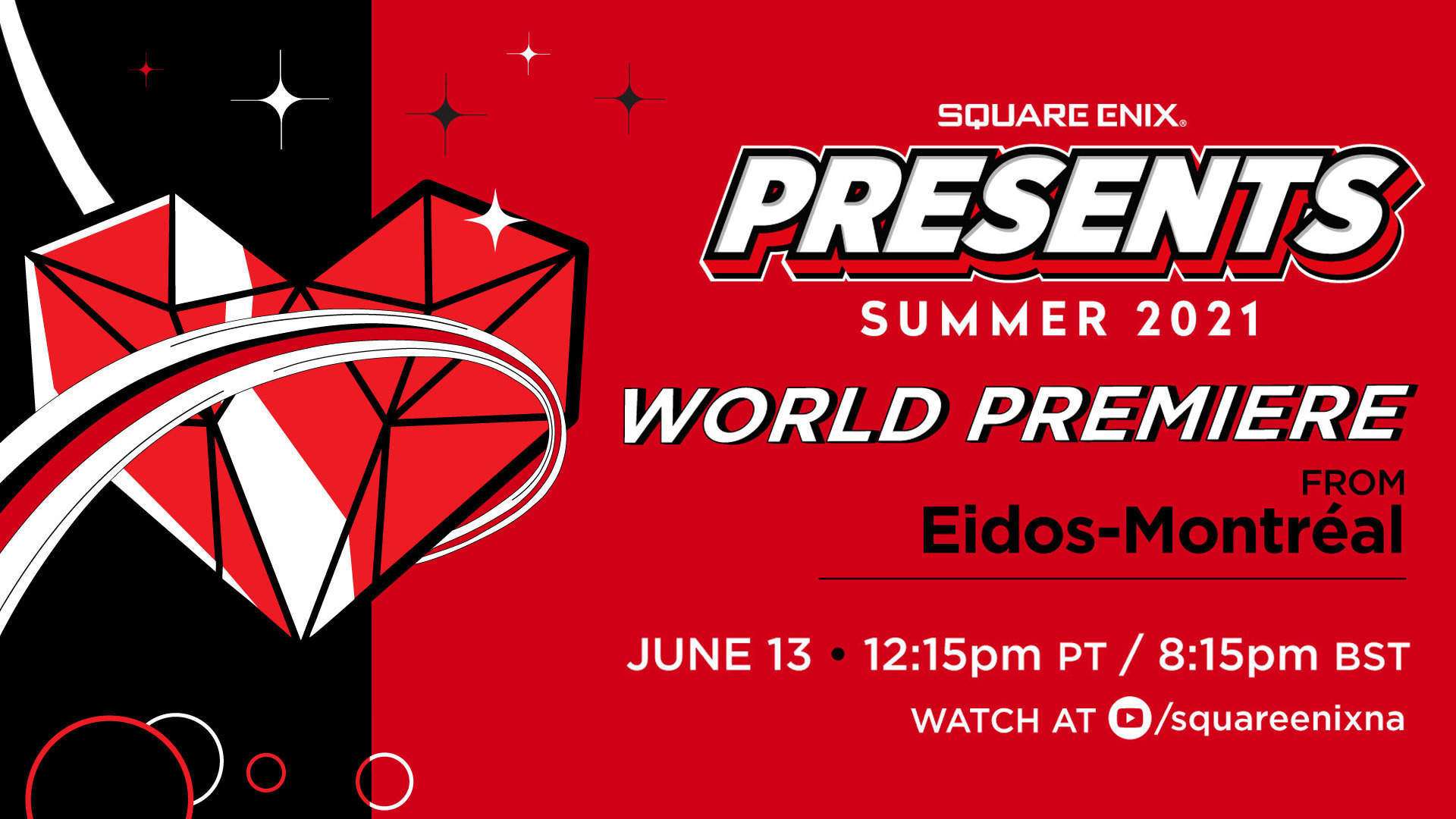 Summer Event Updates: Square Enix, LEGO Con, and more