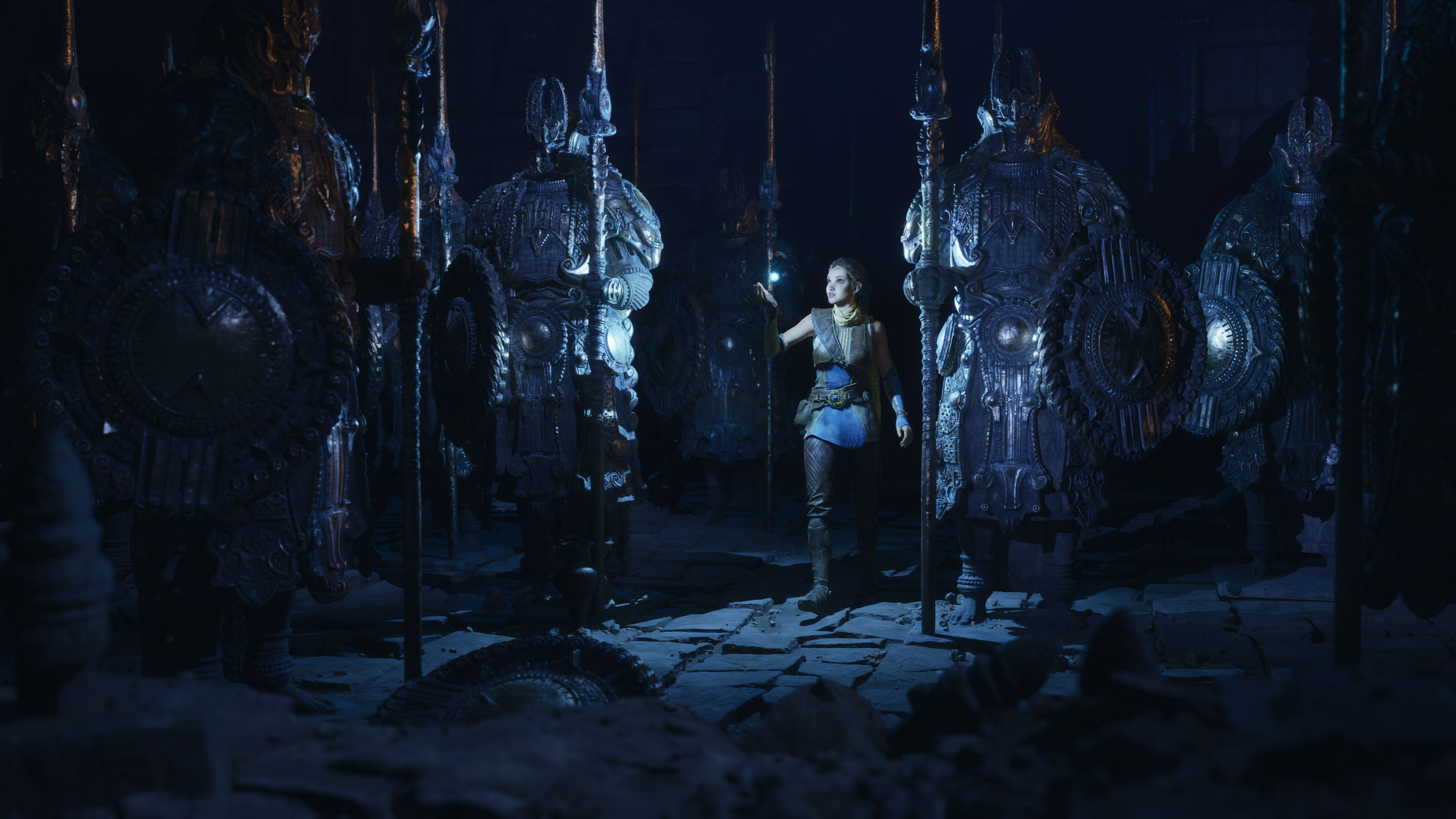 Epic reveals Unreal Engine 5 in PS5 demo