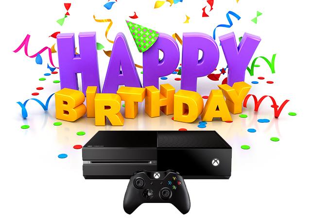 Microsoft Celebrates Xbox One Anniversary