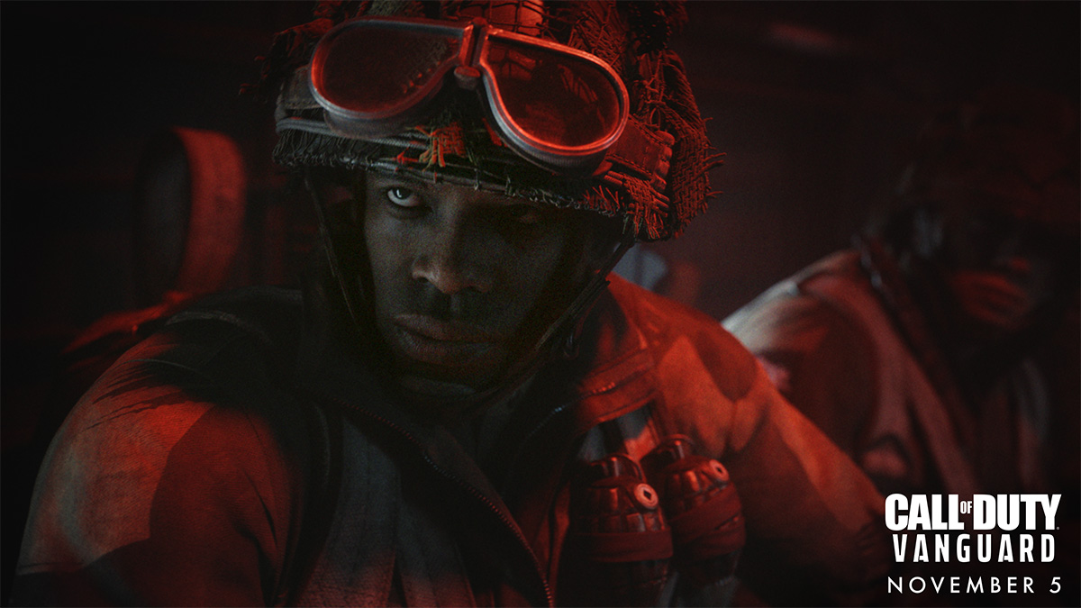 Call of Duty drops the first trailer for Vanguard