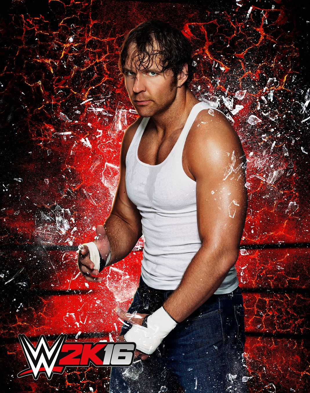 WWE2K16DeanAmbrose1