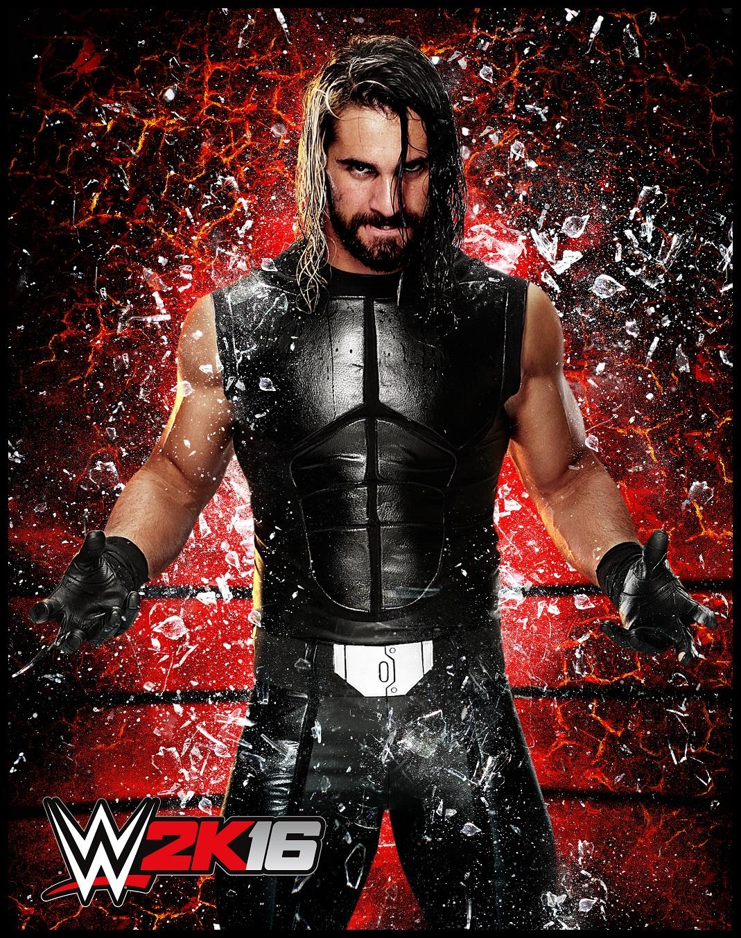 WWE2K16SethRollins1