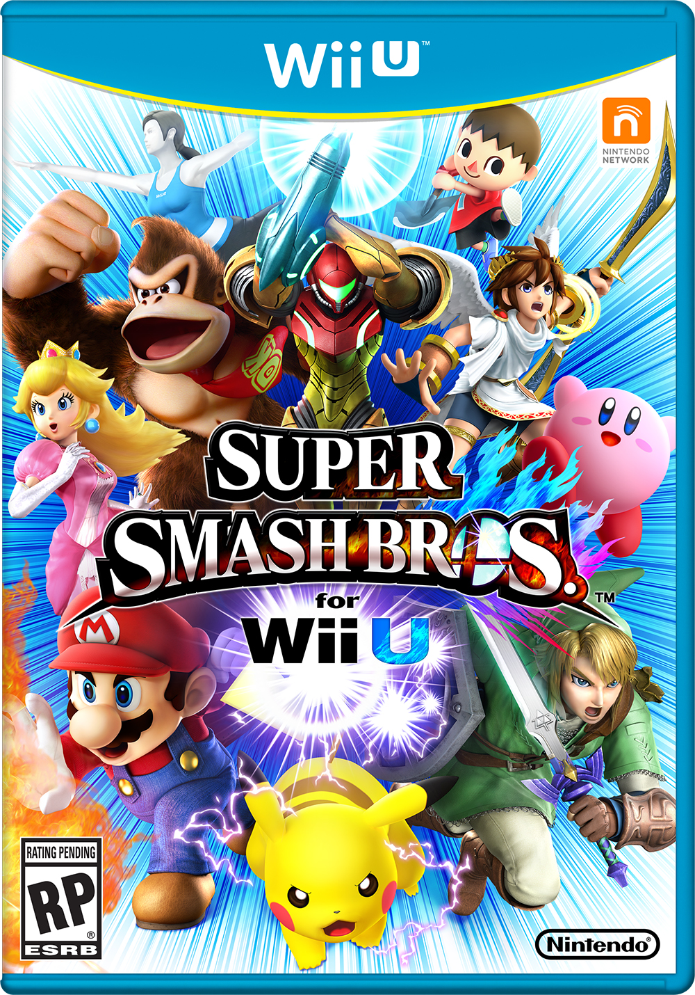 DEALZONE: Super Smash Bros Wii U and Amiibo arrive November 21 in US, December 5 in UK