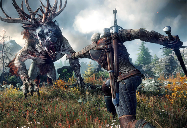 Hands-on with The Witcher 3: Wild Hunt: Bloody, Gorgeous [PAX East]