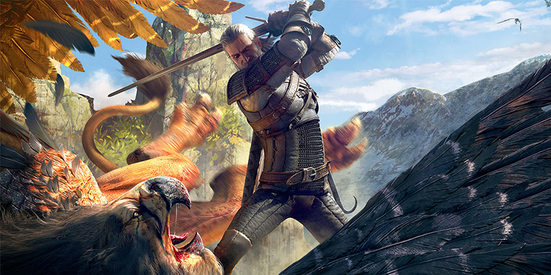E3: Witcher 3 Wild Hunt Complete Edition coming to Switch