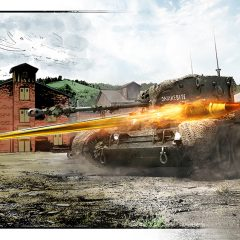 World of Tanks comic book from Dark Horse rolls out this week