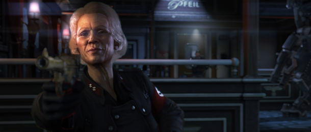 Wolfenstein The New Order Screenshot One
