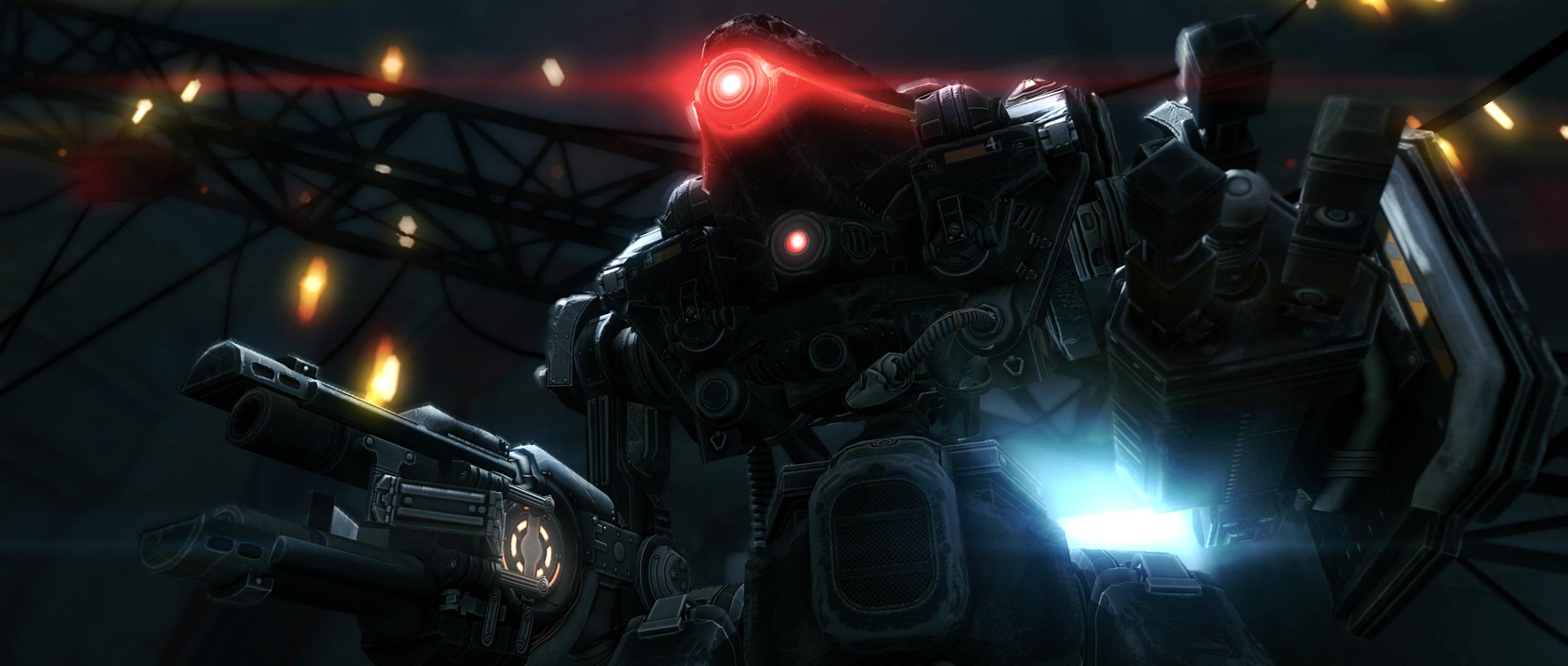 Wolfenstein The New Order Screenshot