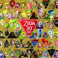 Zelda Amiibo incoming for 30th Anniversary