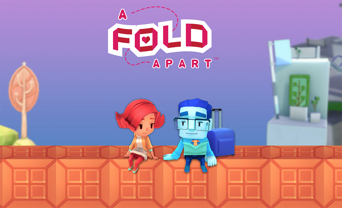 Preview: Crafting a love story with A Fold Apart