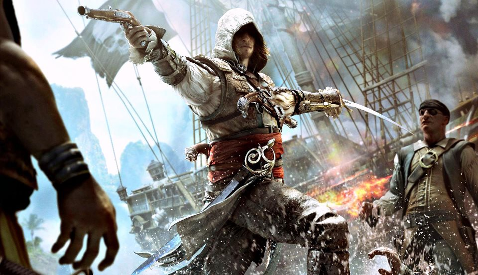 PAX East 2013: Assassin's Creed 4: Black Flag set to explore some uncharted territory