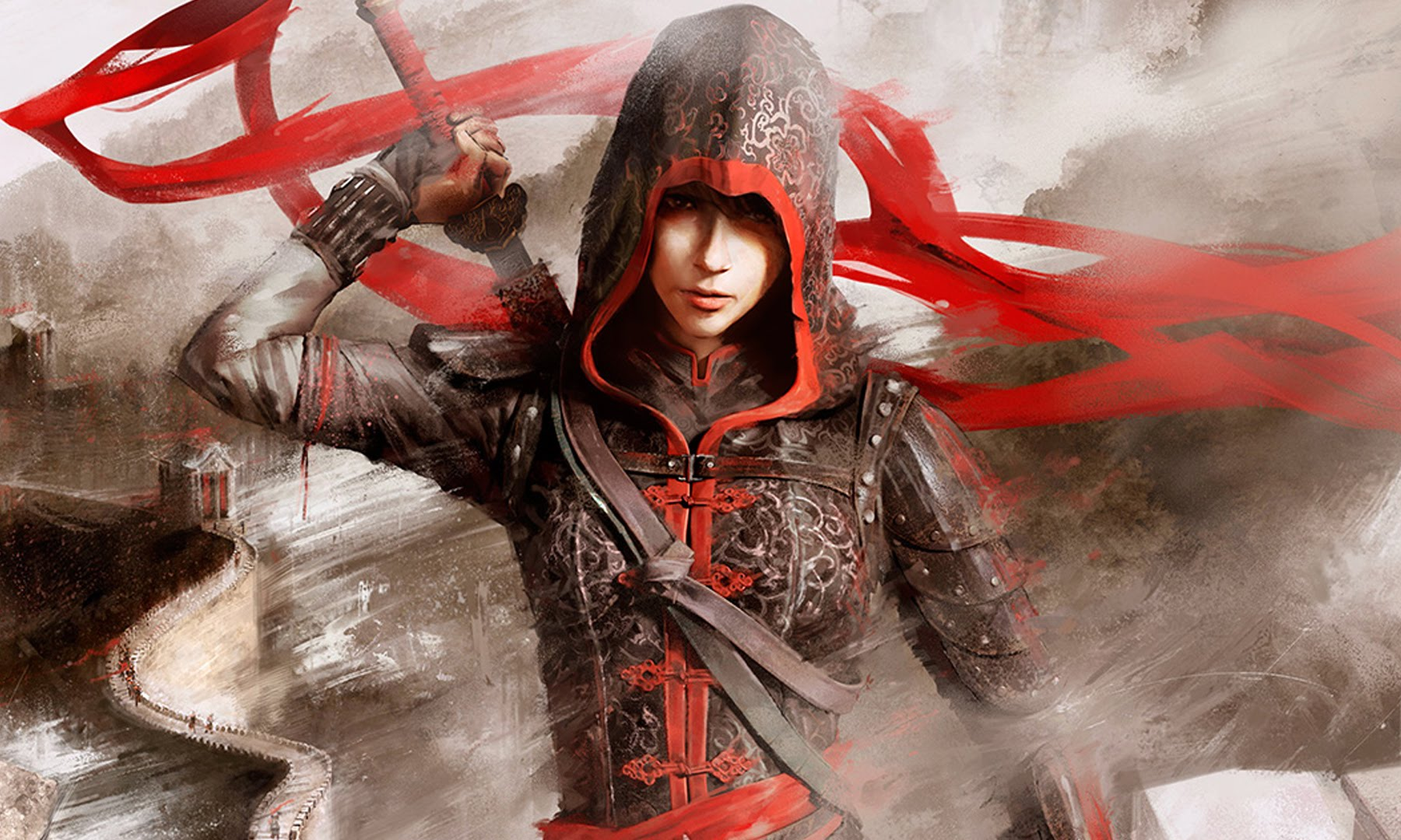 Let's Quest: Assassin's Creed Chronicles: China