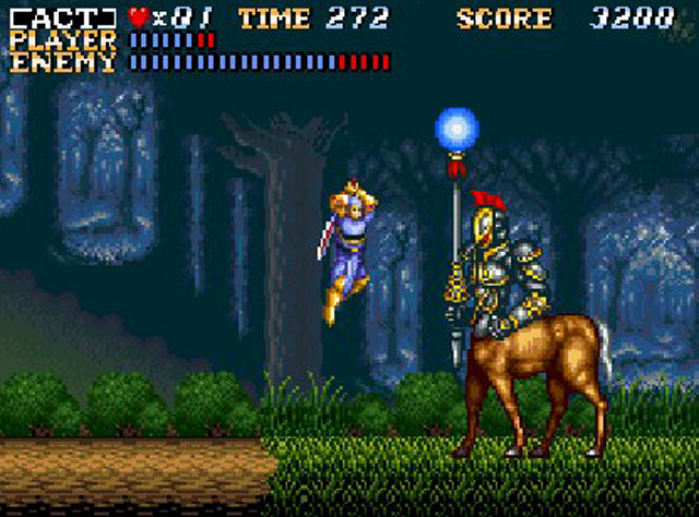 Image result for ActRaiser SNES