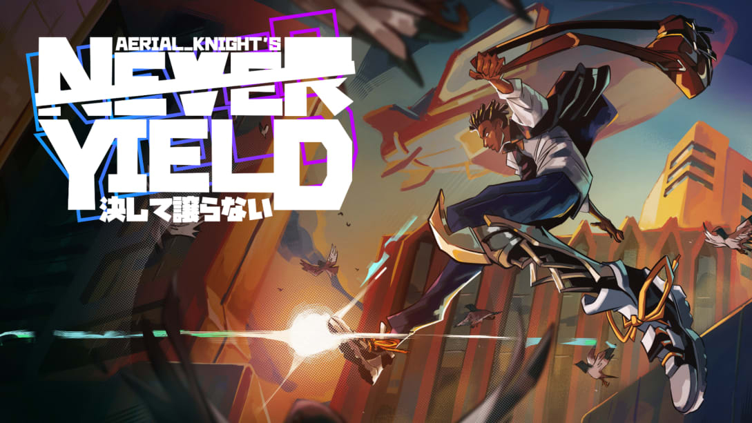 The SideQuest LIVE! April 15, 2021: Never Yielding with Aerial_Knight