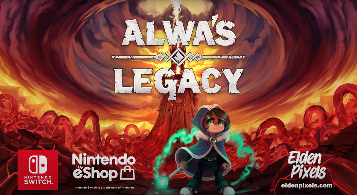 Alwa's Legacy review: Exploratory magic