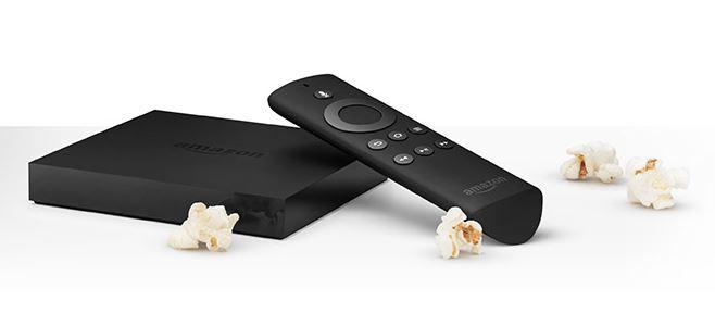 Amazon announces Fire TV: begun, the set-top box wars have