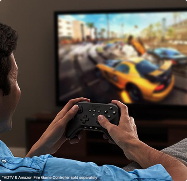 Amazon Fire TV Games